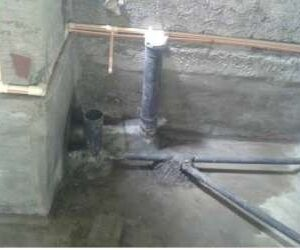 SOIL WASTE PIPE